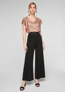 s.Oliver BLACK LABEL Shirt pastellpink