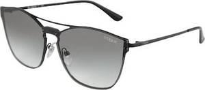 VOGUE Eyewear Zonnebril  grijs / zwart