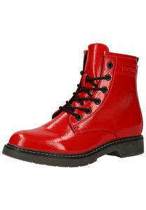 TOM TAILOR Stiefelette rot