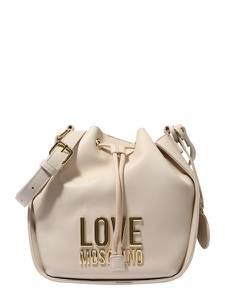Love Moschino Beuteltasche gold / creme