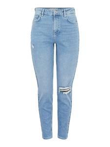 PIECES Jeans hellblau