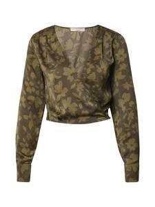 Guido Maria Kretschmer Collection Bluse ''Gwenda'' grün