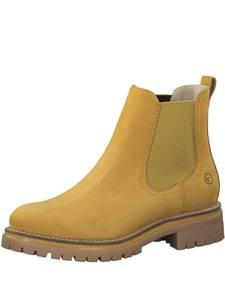 TAMARIS Chelsea Boots senf
