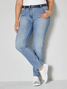 Jeans Carla Slim Fit hellblau Angel of Style