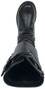 Black Premium by EMP Schwarze Stiefel