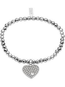 JETTE Armband silber