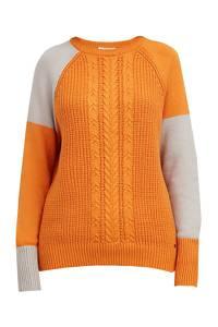 Finn Flare Pullover orange