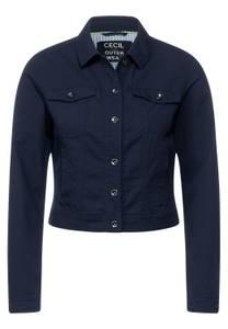 CECIL Damen Indoor Jacke in Blau