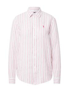 Polo Ralph Lauren Bluse weiß / pink