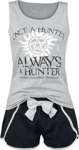 Supernatural Once A Hunter Schlafanzug
