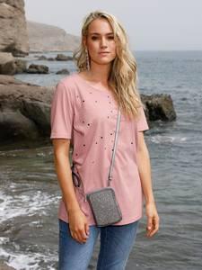 Shirt rosé MIAMODA