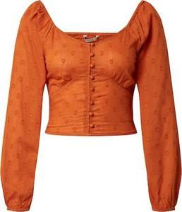 ONLY Bluse ''ONLESTHER'' orange