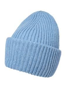 Karo Kauer Mütze ''Lio'' blau