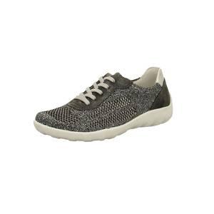 REMONTE Sneaker graphit / weiß