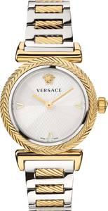 VERSACE Uhr silber / gold