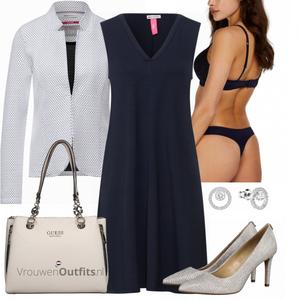Moderne Zakelijke Outfit VrouwenOutfits.nl