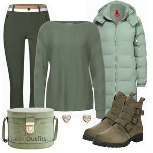 Freizeit Outfit FrauenOutfits.ch
