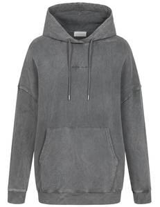 Cotton Candy Kapuzensweatshirt ''PATUI'' schwarz