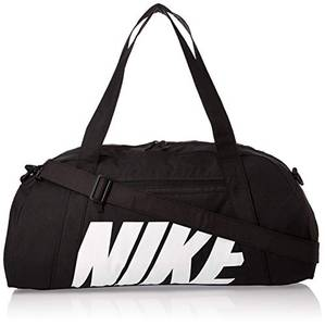 Nike Damen W NK GYM CLUB Klassische Sporttaschen,Schwarz(black/white),One size