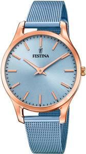 FESTINA Uhr ''F20507/2'' hellblau