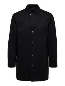 SELECTED HOMME Mantel schwarz