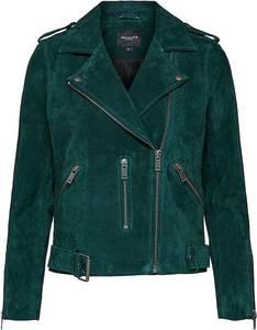 SELECTED FEMME Jacke smaragd