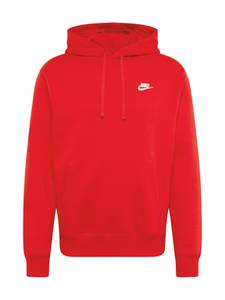 Nike Sportswear Sweatshirt ''Club'' rot