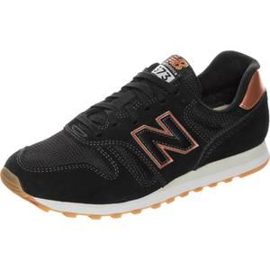 new balance Sneaker schwarz / hellbeige
