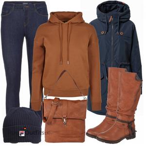 Outfit für den Herbst FrauenOutfits.de