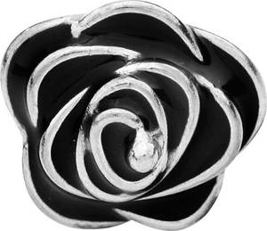 Black Rose  Ohrstecker-Set