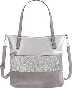 Tasche in silber für Damen von bonprix
