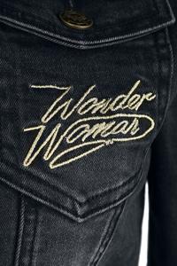 Wonder Woman 1984 - Stars Jeansjacke