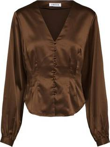 EDITED Bluse ''Ciana'' braun