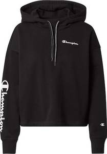 Champion Authentic Athletic Apparel Sweatshirt schwarz / weiß