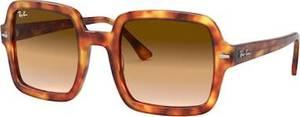 Ray-Ban Sonnenbrille braun / rot