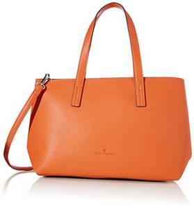 TOM TAILOR Damen Taschen & Geldbörsen Shopper Marla orange/orange,OneSize