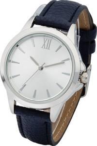 schlichte Armbanduhr in blau für Damen von bonprix