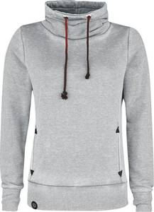 RED by EMP High Neck Sweatshirt