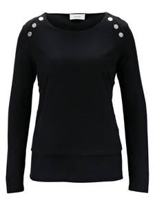 Heine Shirt schwarz