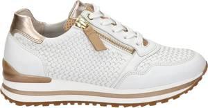 Gabor Turin dames sneaker - Wit - Maat 42,5