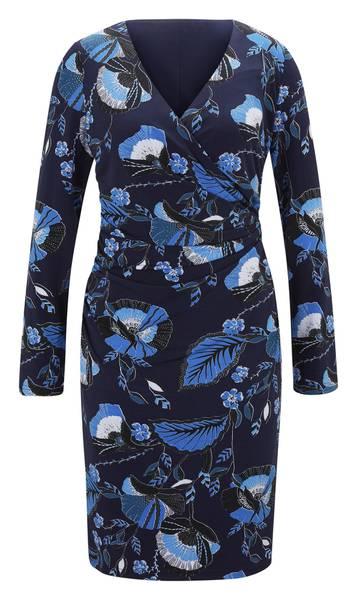 Outfits Mit Heine Kleid Blau 1 Outfits Frauenoutfits De