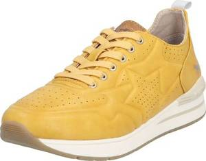 MUSTANG Sneaker gelb
