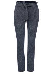Casual fit broek in 28 inch - deep blue