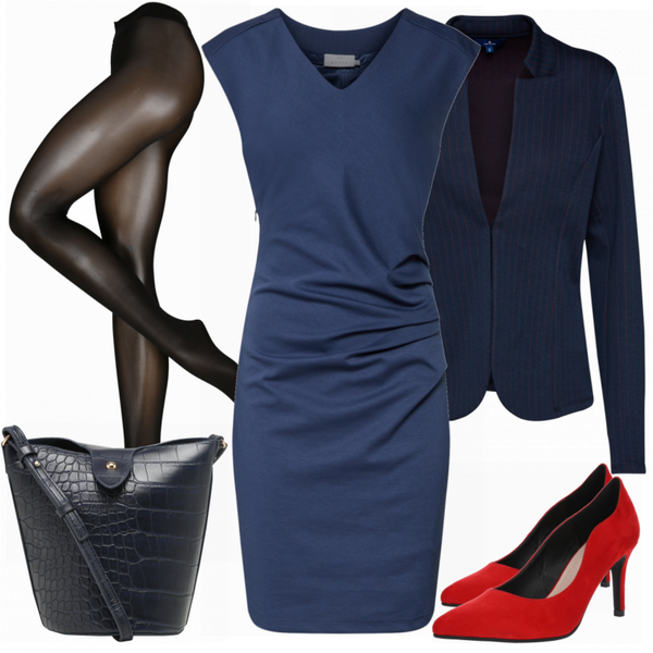 Informal Business Outfit FrauenOutfits.de