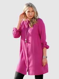 Longbluse pink MIAMODA