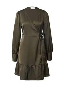 VILA Kleid oliv