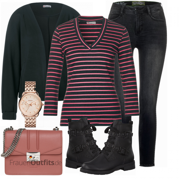 Street Style Look FrauenOutfits.de