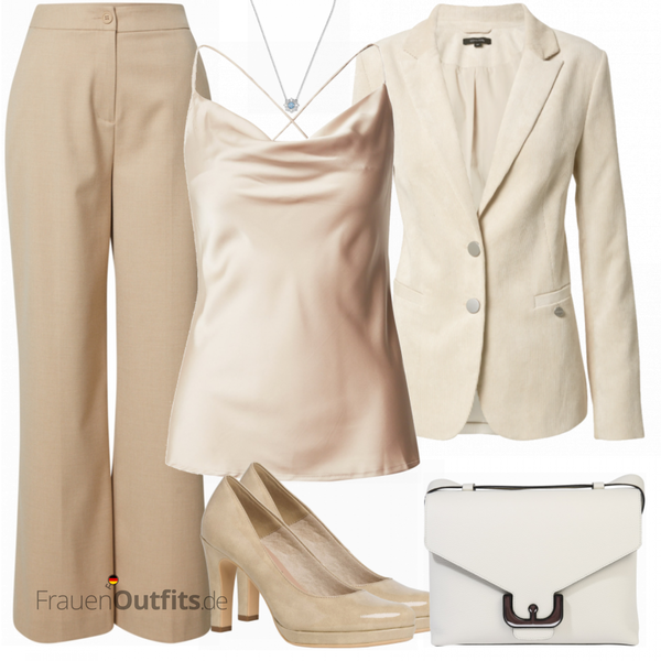 Super schönes Outfit fürs Büro FrauenOutfits.de