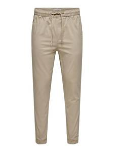 Only & Sons Chinohose beige