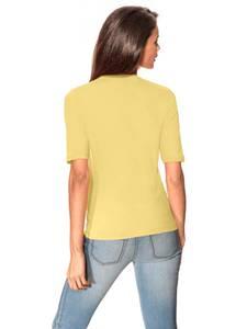 Ashley Brooke by heine Shirt zitronengelb